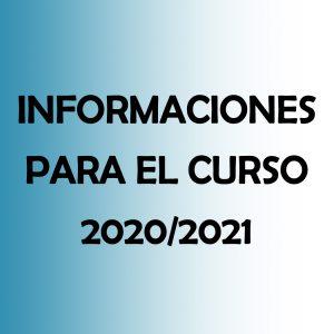 Informaciones 20-21